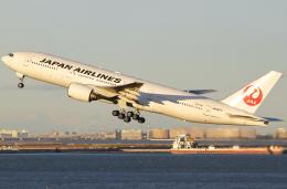 とらとらさんが、羽田空港で撮影した日本航空 777-289の航空フォト(飛行機 写真・画像)
