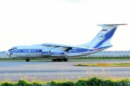M.Tさんが、関西国際空港で撮影したヴォルガ・ドニエプル航空 Il-76TDの航空フォト(飛行機 写真・画像)