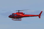 yabyanさんが、名古屋飛行場で撮影したつくば航空 AS350B2 Ecureuilの航空フォト(飛行機 写真・画像)