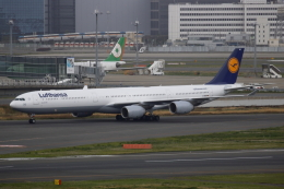 K_UNITED®さんが、羽田空港で撮影したルフトハンザドイツ航空 A340-642の航空フォト(飛行機 写真・画像)