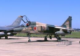 F-4さんが、横田基地で撮影した航空自衛隊 F-1の航空フォト(飛行機 写真・画像)