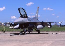 F-4さんが、横田基地で撮影したアメリカ空軍 F-16C Fighting Falconの航空フォト(飛行機 写真・画像)