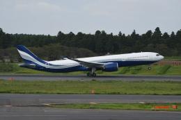 シュウさんが、成田国際空港で撮影したハイフライ航空 A330-941の航空フォト(飛行機 写真・画像)