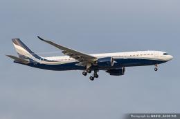 kina309さんが、成田国際空港で撮影したハイフライ航空 A330-941の航空フォト(飛行機 写真・画像)