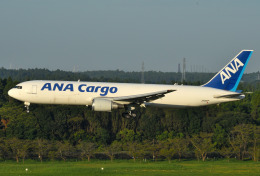 航空フォト:JA601F 全日空 767-300