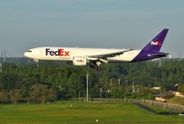 mojioさんが、成田国際空港で撮影したフェデックス・エクスプレス 777-FS2の航空フォト(飛行機 写真・画像)