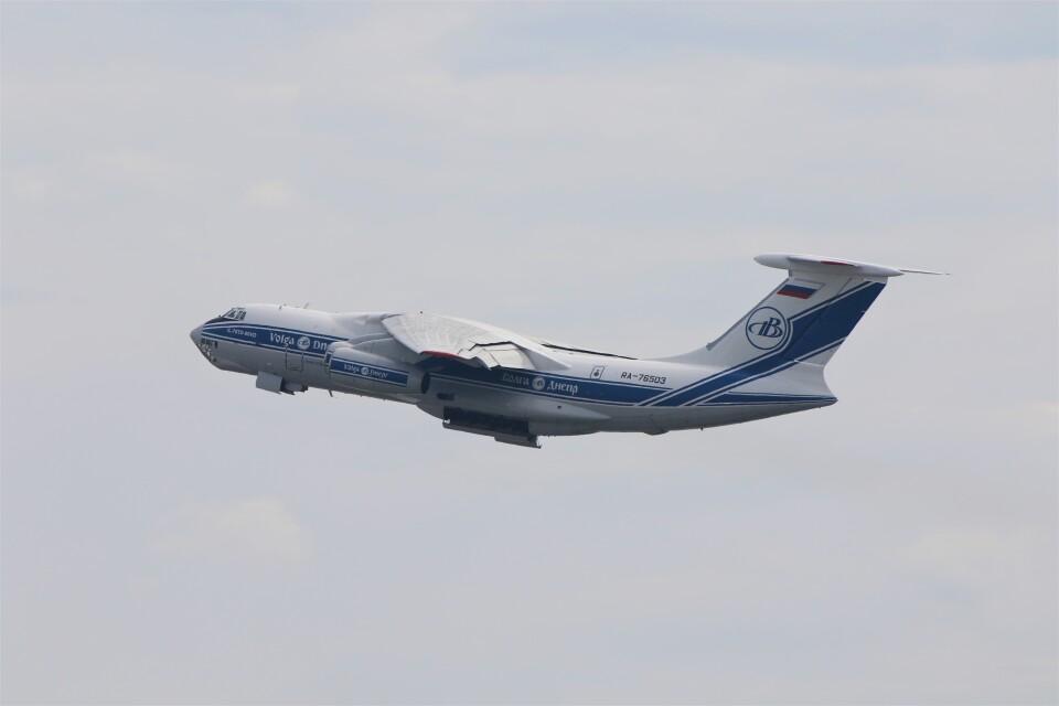 PW4090さんのヴォルガ・ドニエプル航空 Ilyushin Il-76/78/82 (RA-76503) 航空フォト