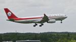 パンダさんが、成田国際空港で撮影した四川航空 A330-243Fの航空フォト(飛行機 写真・画像)