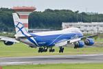 パンダさんが、成田国際空港で撮影したエアブリッジ・カーゴ・エアラインズ 747-8HVFの航空フォト(飛行機 写真・画像)