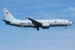 JJ✈さんが、岩国空港で撮影したアメリカ海軍 P-8A (737-8FV)の航空フォト(飛行機 写真・画像)