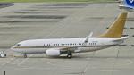 パンダさんが、成田国際空港で撮影した南山公務 737-7ZH BBJの航空フォト(飛行機 写真・画像)