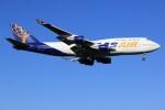 メンチカツさんが、横田基地で撮影したアトラス航空 747-446の航空フォト(飛行機 写真・画像)
