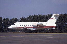 kumagorouさんが、仙台空港で撮影したオーストラリア企業所有 CL-600-2B16 Challenger 601-3Aの航空フォト(飛行機 写真・画像)
