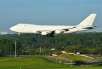 mojioさんが、成田国際空港で撮影したウィルミントン・トラスト・カンパニー 747-4KZF/SCDの航空フォト(飛行機 写真・画像)