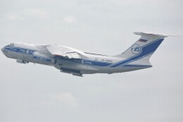 takikoki50000さんが、関西国際空港で撮影したヴォルガ・ドニエプル航空 Il-76TDの航空フォト(飛行機 写真・画像)