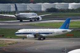 飛行機ゆうちゃんさんが、成田国際空港で撮影した中国南方航空 A319-132の航空フォト(飛行機 写真・画像)