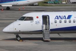 JA1118Dさんが、伊丹空港で撮影したANAウイングス DHC-8-402Q Dash 8の航空フォト(飛行機 写真・画像)