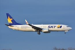 航空フォト:JA73NP スカイマーク 737-800