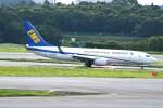 シュウさんが、成田国際空港で撮影した中国郵政航空 737-81Q(BCF)の航空フォト(飛行機 写真・画像)