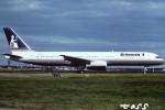 tassさんが、ロンドン・ガトウィック空港で撮影したブリタニア・エアウェイズ 757-204の航空フォト(飛行機 写真・画像)
