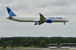 パンダさんが、成田国際空港で撮影したユナイテッド航空 787-10の航空フォト(飛行機 写真・画像)