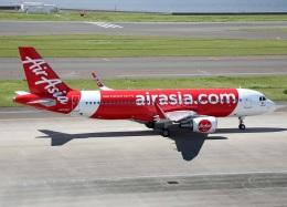 voyagerさんが、中部国際空港で撮影したエアアジア・ジャパン A320-216の航空フォト(飛行機 写真・画像)