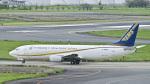 パンダさんが、成田国際空港で撮影した中国郵政航空 737-4Q8(SF)の航空フォト(飛行機 写真・画像)