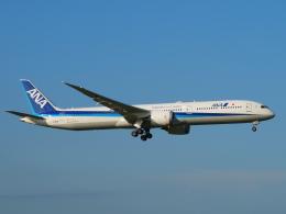 おずもさんが、成田国際空港で撮影した全日空 787-10の航空フォト(飛行機 写真・画像)