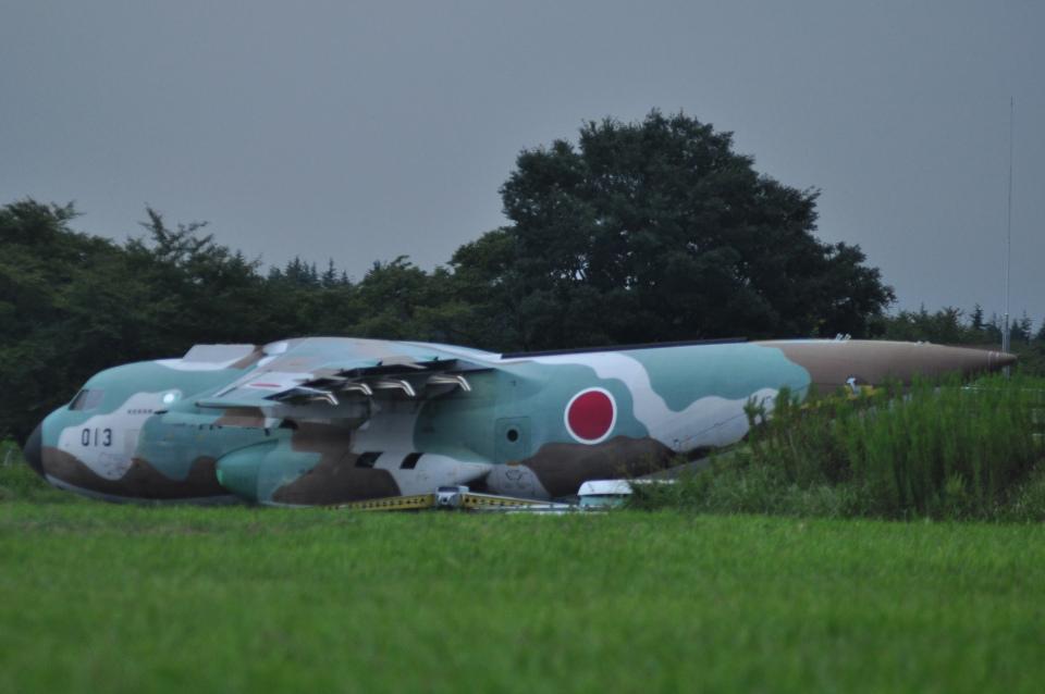 海山さんの航空自衛隊 Kawasaki C-1 (58-1013) 航空フォト