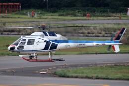 もにーさんが、小松空港で撮影した中日本航空 AS355F2 Ecureuil 2の航空フォト(飛行機 写真・画像)