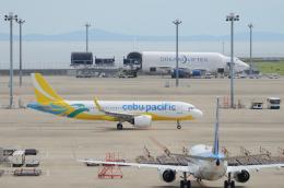 EC5Wさんが、中部国際空港で撮影したセブパシフィック航空 A320-271Nの航空フォト(飛行機 写真・画像)