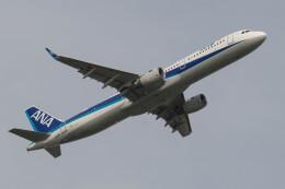 Koenig117さんが、羽田空港で撮影した全日空 A321-211の航空フォト(飛行機 写真・画像)