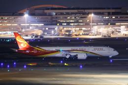 SGR RT 改さんが、羽田空港で撮影した海南航空 787-9の航空フォト(飛行機 写真・画像)