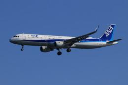 EXIA01さんが、羽田空港で撮影した全日空 A321-211の航空フォト(飛行機 写真・画像)