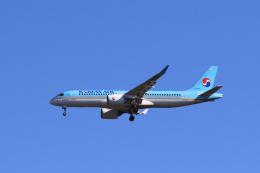 inyoさんが、成田国際空港で撮影した大韓航空 A220-300 (BD-500-1A11)の航空フォト(飛行機 写真・画像)