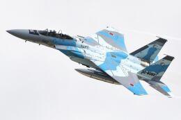 ROSENTHALさんが、小松空港で撮影した航空自衛隊 F-15DJ Eagleの航空フォト(飛行機 写真・画像)