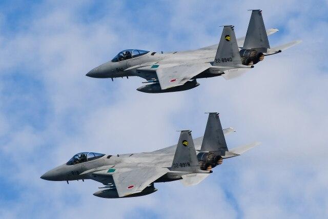 ROSENTHALさんが、小松空港で撮影した航空自衛隊 F-15J Eagleの航空フォト(飛行機 写真・画像)