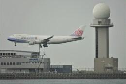 jutenLCFさんが、中部国際空港で撮影したチャイナエアライン 747-409F/SCDの航空フォト(飛行機 写真・画像)