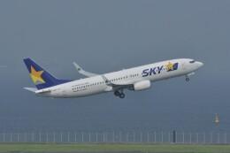 kumagorouさんが、羽田空港で撮影したスカイマーク 737-82Yの航空フォト(飛行機 写真・画像)