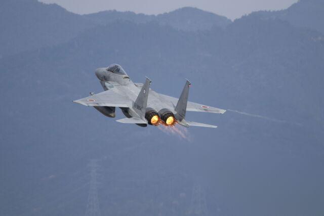 mocohide☆さんが、新田原基地で撮影した航空自衛隊 F-15J Eagleの航空フォト(飛行機 写真・画像)