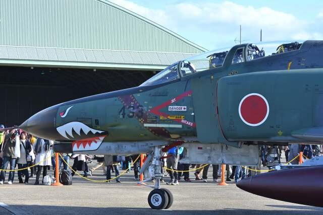 YouKeyさんが、茨城空港で撮影した航空自衛隊 RF-4EJ Phantom IIの航空フォト(飛行機 写真・画像)