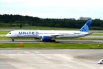 シュウさんが、成田国際空港で撮影したユナイテッド航空 787-10の航空フォト(飛行機 写真・画像)