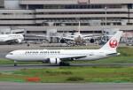 ハム太郎。さんが、羽田空港で撮影した日本航空 767-346/ERの航空フォト(飛行機 写真・画像)