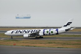 jutenLCFさんが、中部国際空港で撮影したフィンエアー A330-302Xの航空フォト(飛行機 写真・画像)