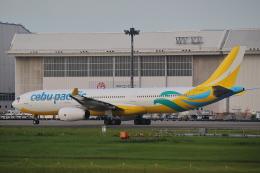 AkilaYさんが、成田国際空港で撮影したセブパシフィック航空 A330-343Eの航空フォト(飛行機 写真・画像)