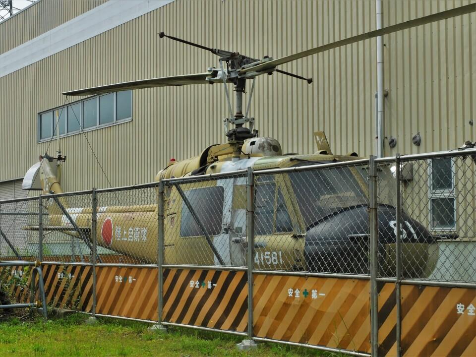 Smyth Newmanさんの陸上自衛隊 Fuji UH-1B (41581) 航空フォト