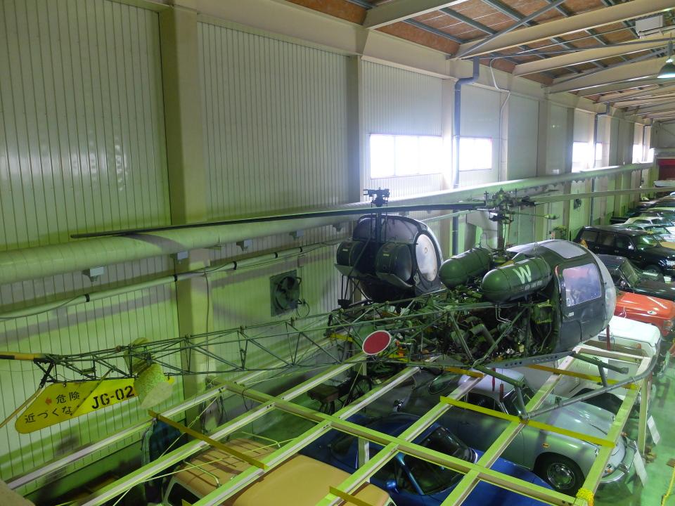 Smyth Newmanさんの陸上自衛隊 Kawasaki H-13 (30216) 航空フォト
