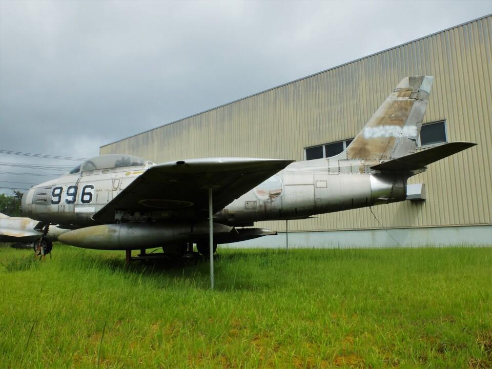 Smyth Newmanさんの航空自衛隊 Mitsubishi F-86 Sabre  (12-7996) 航空フォト