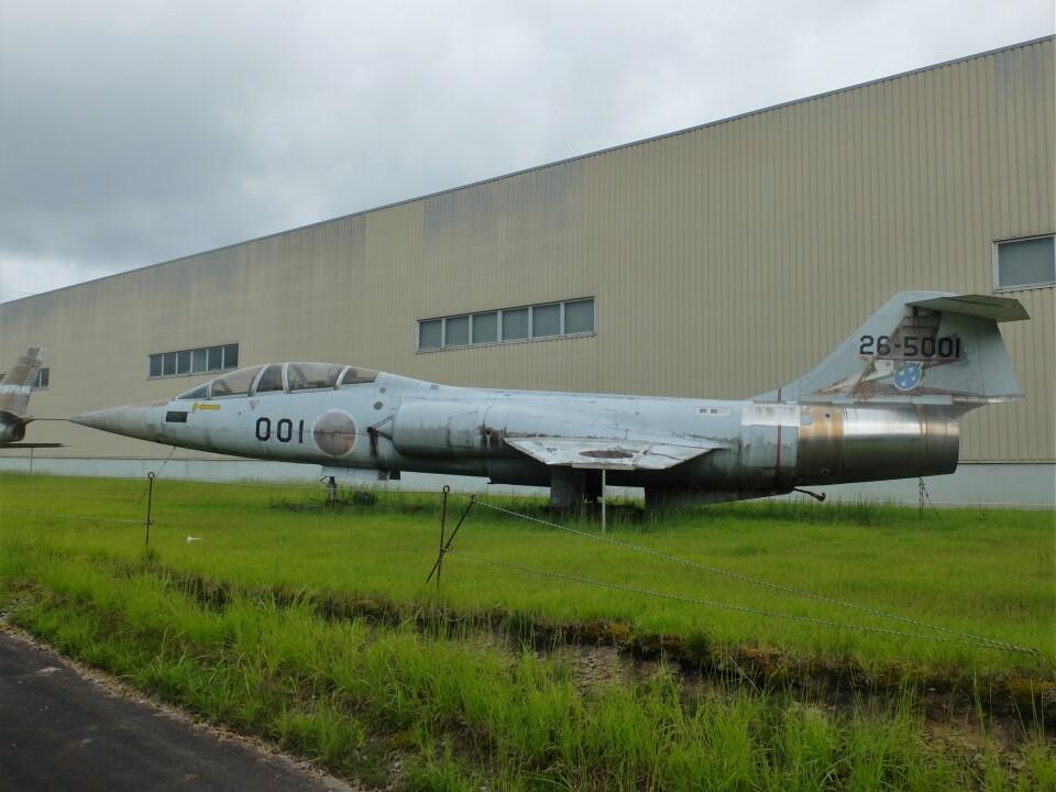 Smyth Newmanさんの航空自衛隊 Lockheed F-104 Starfighter (26-5001) 航空フォト