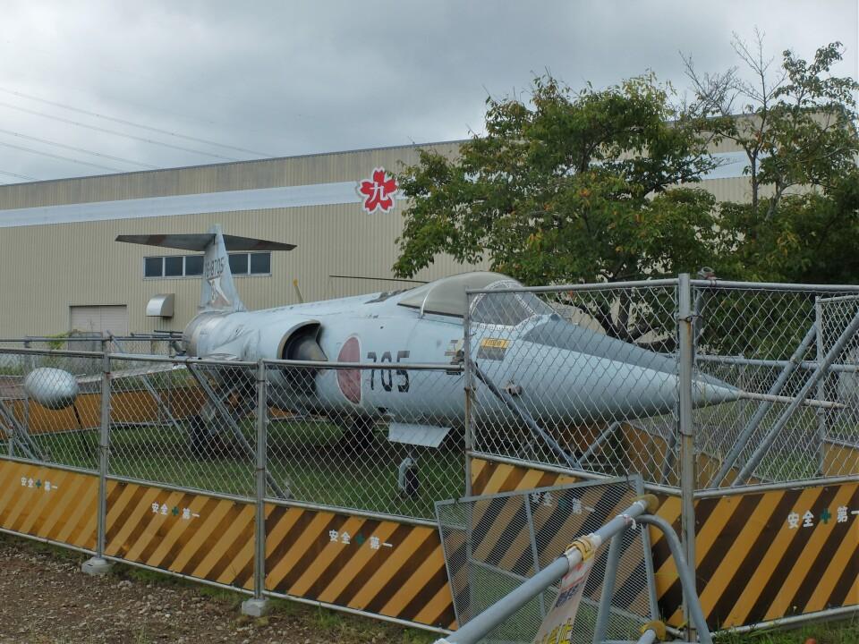 Smyth Newmanさんの航空自衛隊 Mitsubishi F-104 (76-8705) 航空フォト
